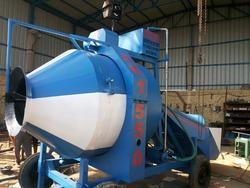 AE1550 Mini Mobile Batching Plant, Capacity: 15 Cube M/Hr, Model Number: Ae-1550