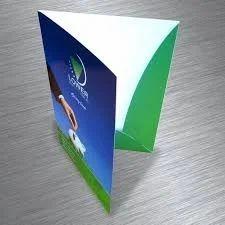 Custom Printed File Folder