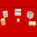Hss Dove Tail Form Tool Blanks