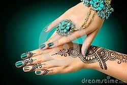 Bridial Mehndi Designer