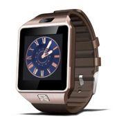 Brown Smart Watch