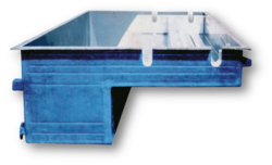 Electroplating Tub