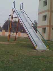 Mild Steel Playground Slide