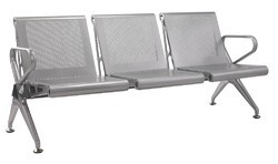 Stainless Steel Airport Waiting Chair