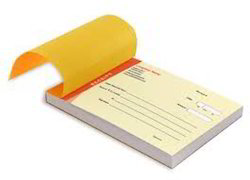 Receipt Book Printing Service, in Pune