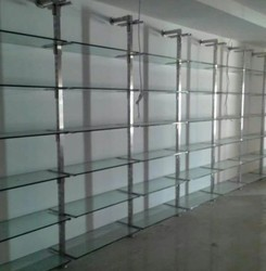 Stainless Steel Shop Fitting, For Household