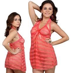Frock Style Ladies Nightwear 512