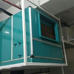 Floor Mounted Stainless Steel Air Conditioner Unit, For Industrial Use, Capacity: 4000 Cfm