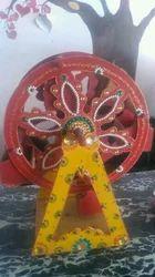 Decorative Jiant Wheel