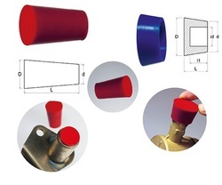Conical Masking Plugs For Painting- Powder Coating