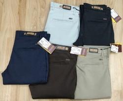 Dfourteen Narrow Cotton Pants