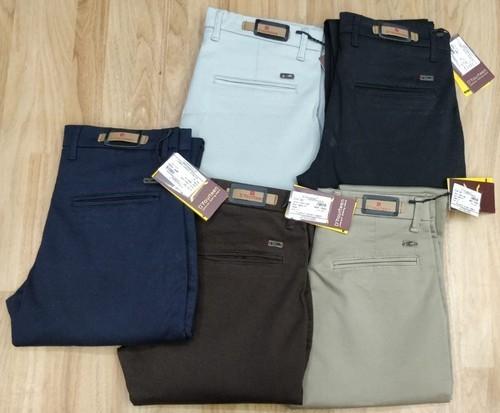 b8f859a025 Men 5 Colours Dfourteen Narrow Cotton Pants, Rs 600 /piece | ID ...