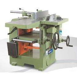 Power Combi Wood Planer Machine