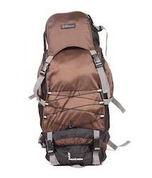 Brown Backpack Rucksack Bag