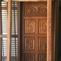 Wooden Door Designing & Wooden Door Designing in Bengaluru