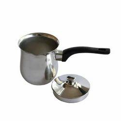 Stainless Steel Coffee Warmer, Capacity: 900ml