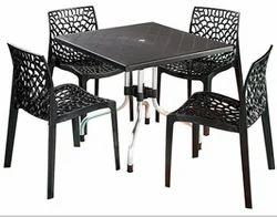 d7c3264c8b Plastic Dining Table, प्लास्टिक डाइनिंग टेबल ...