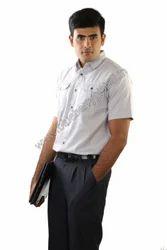 Cotton Plain Mens Shirts