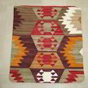 Wool Kilim Cushion Covers
