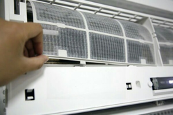 AC Curtain Filters