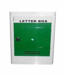 Green Letter Box