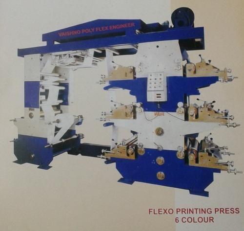 Woven Flexo Printing Machine