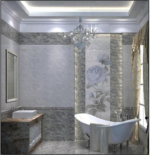 Images Of Small Bathroom Designs In India: Modern Bathroom Tile Designs