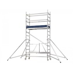 Single Width Scaffold Without Stairway On Rental