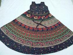 Rajasthani Print Frock & Dress