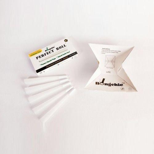 White Paper Smoking