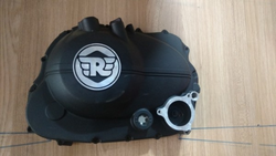 Royal Enfield Engine Covering