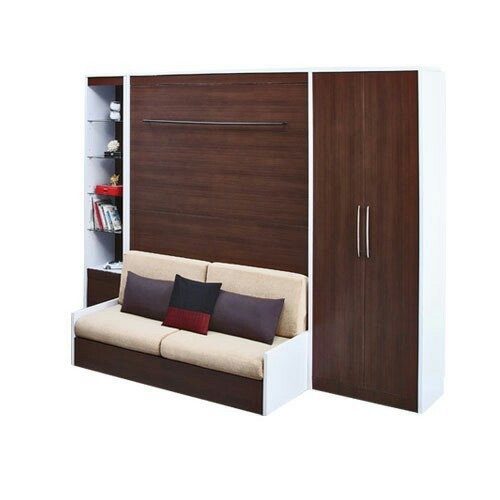Furniture To Buy Online: Modular Wall Mounted Beds At Rs 56000 /piece