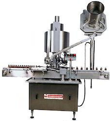 Induction Capping Machine