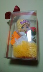 Fridge Magnet Doll