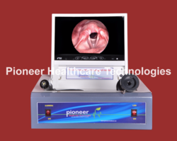 Portable Mobile Endoscopy Unit 3 in 1 (Standard)