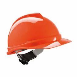 MSA V Guard Protective Helmet