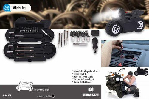 Keychains & Mini Tools - Kool Toolz Tyre - Car Tool Kit