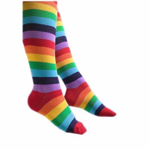 ae787216e Kids Full Length Socks at Rs 15 /pair(s)   Kids Sports Socks - Shiv ...