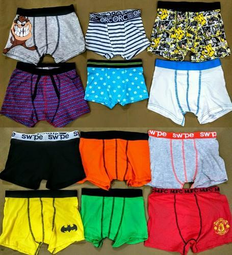 d79899ef2350 Boys Mixed Colors Kids Underwear, Briefs, Export Surplus Clothing ...