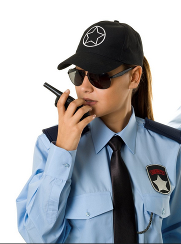 Lady security guard service women security guards black eagle security allied services - Security guard hd images ...