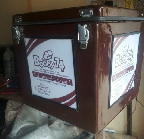 Motorcycle Food Delivery Box