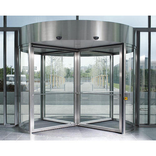 Automatic Revolving Door  sc 1 st  IndiaMART & Automatic Revolving Door at Rs 100000 /piece | Revolving Doors | ID ...
