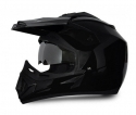 Vega Off Road D V Black Off Road Helmet Large Helm