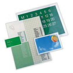 Printed Green Matte Finish Laminated Pouch, Thickness: 40-100 microns
