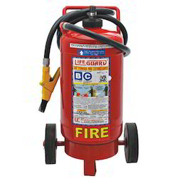 25 Kg Dry Powder Fire Extinguisher