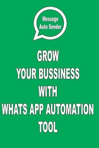 Message Auto Sender What's App Bulk Message Sender