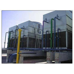 Ammonia Cold Storage