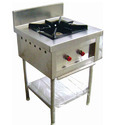 Material Single Burner Cooking Range