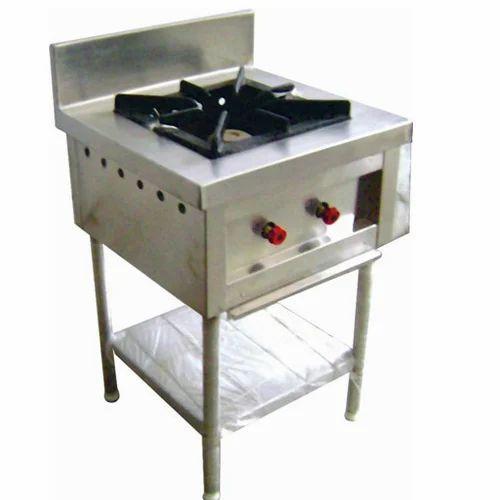 Single Burner Cooking Range