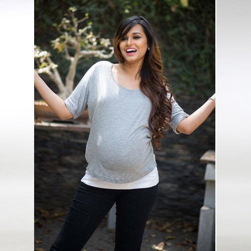 f43f3b46c30 Maternity and Nursing Top - Double Layer Maternity and Nursing Top ...